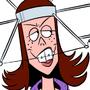 I like cyborgs with dental braces by IkaroKruz