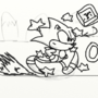 Sonic and Kirby by sonicxdx