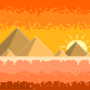 Pyramids by EzzelGD