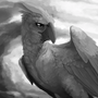 Parrot of doom without color by CatgeckoMironov