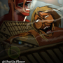 Fan art of Attack on titan by ShutUpFlower