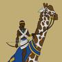 Egyptian Giraffe Scout by BrandonP