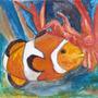 Clown Fish by ArtfulBrittani