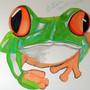 Tree Frog by ArtfulBrittani