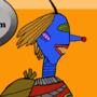 Steveo Gormworm by Asherbirdman
