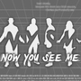 Now You See Me (Alternative movie poster) by GDTriAxis