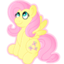 Fluttershy by HomemadeGalaxies