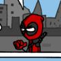 Dave v.s Deadpool by ChazDude