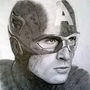 Captain America by Damrock