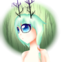 Forest Girl - Oc by JazzieArt