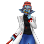 Swapfell Undyne for LucynthiaRitonia by RainbowDogma