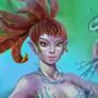 Elementalists Sylvari Guild Wars2 by DidiEsmeralda