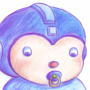 Baby megaman by jmlee