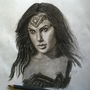 Wonder Woman - Gal Gadot by Damrock