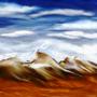 Ice Mountain by jazzyone