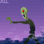 A Resident Evil - Pixel parody by madmeliss