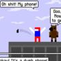 Dumb Phone by DBuck-Eye
