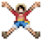 Day #30 - Monkey D. Luffy
