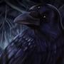 Three eyed Raven by LukeF