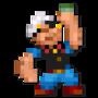 Day #32 - Popeye by JinnDEvil