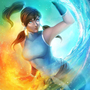 Avatar Korra by clayscence