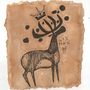 Old Moose Lord drawing by Moose-Lord
