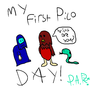 MY FIRST PICO DAY by pauladamrooney