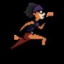 Burglar Tiffany Running