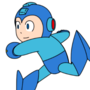 Mega Man by Jeanyawesome