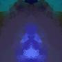 Weird blue guy by Orangism