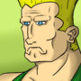 Street Fighter - Guile by ChesterChuckles