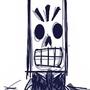 Skeleton People by Rickterdestroyer