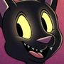 Stickycat by megadrivesonic