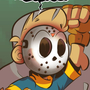 The Reset Button #91 - Friday the 13th by geogant