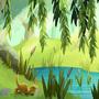 The pond by Sev4