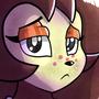 Animal Crossing Sable digital by HowSplendid