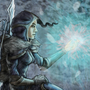 Luna Coldbane by JJColours