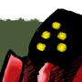 Red Bot by birdbrainz