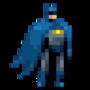 Day #42 - Batman by JinnDEvil