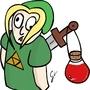 Stupid Link doodle by GeneraleRam