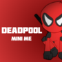 Mini Deadpool by Kalixo
