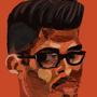 Self Portrait 1 by PapitoChulito