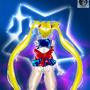 sailor moon fanart by akosta3201