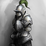 knight-sketch by Kiabugboy
