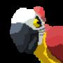 Parrots by DiamondEclipse