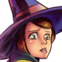 Some witch I dunno by HochiganMeat