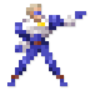 Day #47 - Captain Commando by JinnDEvil