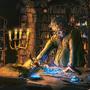 The Runemaster by Kamikaye