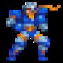 Day #48 - Sonic Blastman by JinnDEvil