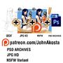 rewards patreon by akosta3201